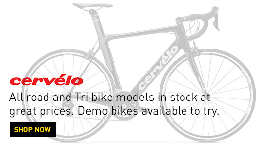 All road and Tri bike models in stock at great prices