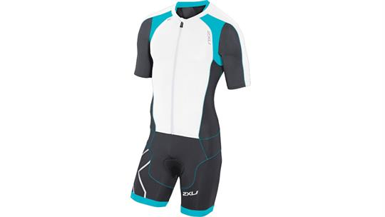 Buy 2XU Compression Full Zip Sleeved Tri Suit Online at thetristore.com