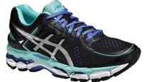 Buy Asics GEL-Kayano 22 Women's Running Shoes Black Online at thetristore.com