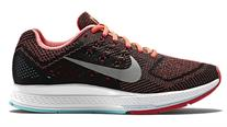 Buy Nike Air Zoom Structure 18 Women's Running Shoes Lava/Aqua/Black Online at thetristore.com