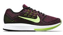 Buy Nike Air Zoom Structure 18 Women's Running Shoes Pink/Black/Green Online at thetristore.com