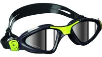 Buy Aqua Sphere Kayenne Swimming Goggles Mirrored Lens Online at thetristore.com